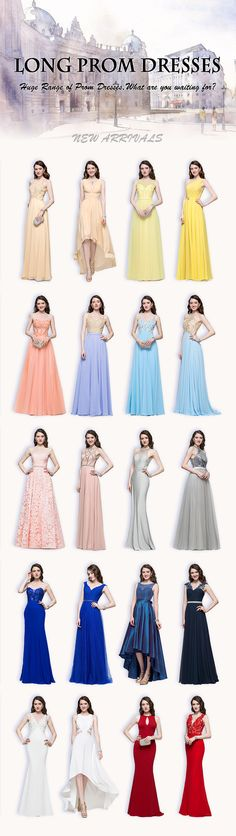 NEW ARRIVALS Long Prom Dresses Huge Range of Prom Dresses,What are you waiting for?  #homecomingdress
