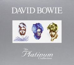 DAVID BOWIE - The Platinum Collection (2005) 3CD!!!