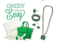 Make Them Green with Envy with the Grace Adele Fall 2013 Host Exclusive.  www.smartstyle.graceadele.us