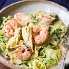 Paleo Shrimp Alfredo with Artichokes Hearts Keto, AIP) – What Great Grandma Ate Cheap Clean Eating, Clean Eating Snacks, Paleo Recipes, Gourmet Recipes, Whole30 Shrimp Recipes, Paleo Food, Free Recipes, Dairy Free Sauces, Recetas Whole30