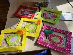 Easter Activities, Craft Activities For Kids, Kindergarten Crafts, Preschool Crafts, Easter Art, Easter Crafts, Spring Crafts For Kids, Art For Kids, Chicken Crafts