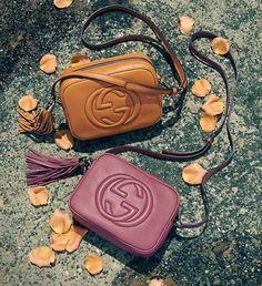 Soho handbags, Gucci.
