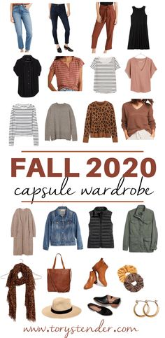 Capsule Wardrobe Women, Capsule Outfits, Fashion Capsule, Fall Wardrobe, Work Wardrobe, Trendy Fall Outfits, Fall Winter Outfits, Autumn Winter Fashion, Stylish Outfits