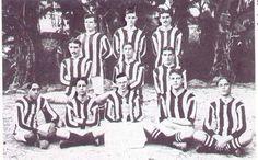 Time do Botafogo em 1906.