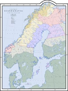 Alternate History Weekly Update: Map Monday: What Remains, Part Last of the Viki. Alternate Worlds, Alternate History, Imaginary Maps, Fantasy Map, World History, Geography, Flags, Vikings, Sweden
