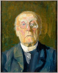 The portrait of Uncle - 1905