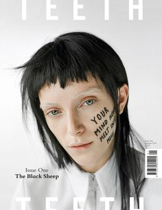 TEETH MAGAZINE: BUY ISSUE ONE The Black Sheep http://teethmagazine.bigcartel.com/category/issue-one-the-black-sheep
