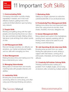 The 11 Types Of Important Soft Skills. The 11 Types Of Important Soft Skills. The 11 Types Of Important Soft Skills. Job Interview Preparation, Interview Skills, Job Interview Questions, Job Interview Tips, Job Interviews, Preparing For An Interview, Informational Interview Questions, Situational Interview Questions, Job Interview Hairstyles