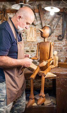 Bartolucci - l'arte italiana di lavorare il legno
