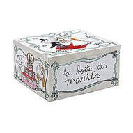cool metal box for marriage