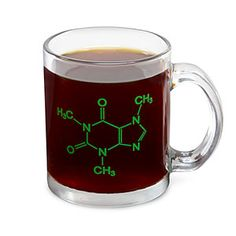 Caffeine Mug | ThinkGeek