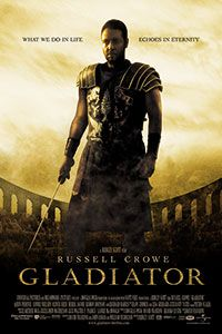 Gladiator - 4.27.14 and 4.30.14 only