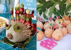 20 food & decor ideas for a beach-themed party