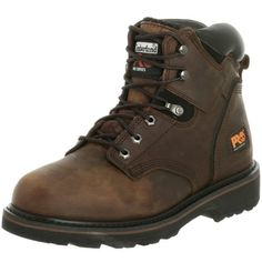 "Timberland PRO Men's Pitboss 6"" Soft-Toe Boot,Brown/Brown,10 M - http://authenticboots.com/timberland-pro-mens-pitboss-6-soft-toe-bootbrownbrown10-m/"