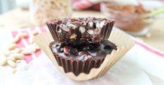Chocolate Crunch Cups – Vegan & Gluten Free