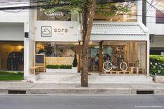Sora City - bike cafe สุขุมวิท 26