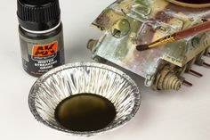 The Modelling News: Andy finishes Meng Models scale King Tiger Henschel Turret with AK shades. The Modelling News, Detailed Paintings, Tiger Ii, Tiger Tank, Camo Colors, Model Tanks, Ww2 Tanks, Military Diorama, Panzer