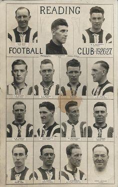 READING FOOTBALL CLUB, TEMPORADA 1926/27