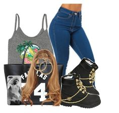 """""""."""" by dekaylaxoxo ❤ liked on Polyvore featuring Billabong, Givenchy and H&M"""