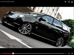 Toyota innova.....modified