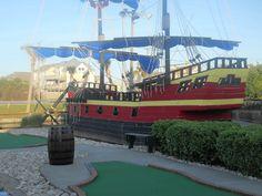 Kill Devil Hills, NC   Lost Treasure Golf – Miniature Golf