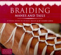 I have this book, it's informative and helpful and contains horse braids I didn't know existed.