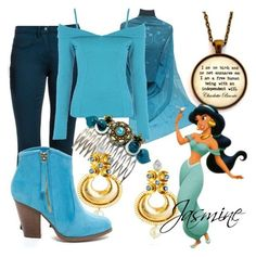 Jasmine Outfit Idea jasmine a disney inspired outfit one little spark Jasmine Outfit. Here is Jasmine Outfit Idea for you. Jasmine Outfit jasmine a disney inspired outfit one little spark. Jasmine Outfit jasmine covers u. Disney Bound Outfits Casual, Cute Disney Outfits, Disney Themed Outfits, Casual Outfits, Cute Outfits, Fashion Outfits, Disney Clothes, Disney Dresses, Princess Inspired Outfits