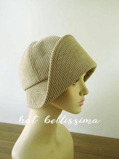 13d54ed0594 gray 1920 s Hat Vintage Style hat winter Hats hatbellissima ladies hats  millinery hats