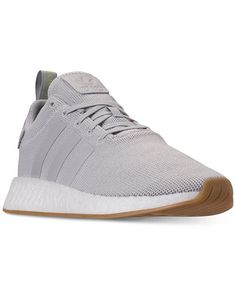 9d03b3ba4 adidas Men Nmd R2 Casual Sneakers from Finish Line