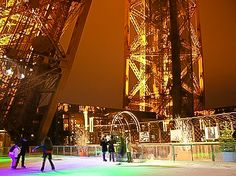 #Paris during #Christmas time