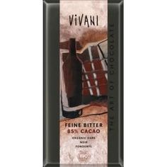 Vivani Dark Chocolate Bar With 85 Co (10x3.5 Oz)