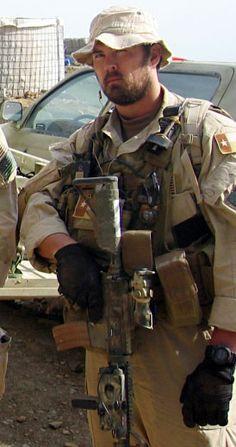 Marcus Luttrell | Marcus Luttrell | U.S. Navy SEAL | Lone Survivor Author