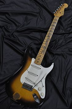 1956 Fender Stratocaster sexyness! Awesome