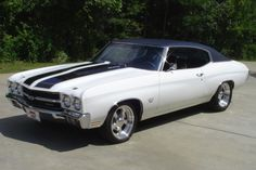 1970 CHEVROLET CHEVELLE SS 454 CUSTOM 2 DOOR HARDTOP - 21180 Chevelle Ss 454, Chevrolet Chevelle, Chevy Muscle Cars, Barrett Jackson Auction, Sweet Cars, Collector Cars, Hot Cars, Automobile, Trucks