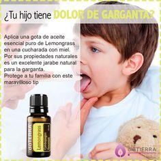 Dolor de garganta. Niños Melaleuca, Young Living Oils, Young Living Essential Oils, Doterra Essential Oils, Essential Oil Blends, My Doterra, Esential Oils, The Balm, Manual