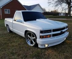 Check this out! I genuinely have an appreciation for everything that these guys did to this modified 1994 Chevy Silverado, Silverado Truck, Chevy Ss, Chevy Pickup Trucks, Gm Trucks, Chevy Pickups, Chevrolet Trucks, Custom Silverado, 1957 Chevrolet