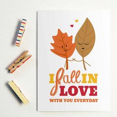 Adventure awaits greeting card boyfriend gift long distance i cant help falling in love with you fall inspired greeting card available m4hsunfo