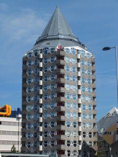 Rotterdam, Black Tower