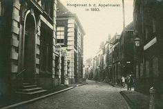1893 Hoogstraat Schiedam