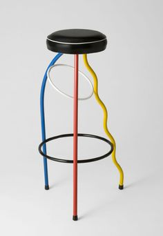 Philadelphia Museum of Art - Duplex Stool by Javier Mariscal