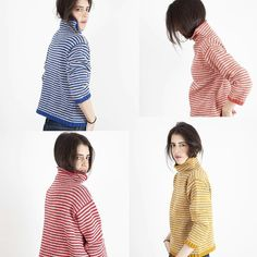 Time for babaà stripes - ON SALE now at babaa.es #purespanishwool #babaaknitwear