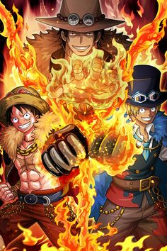 one piece anime Ace One Piece, One Piece Figure, Manga Anime One Piece, One Piece New World, One Piece Crew, One Piece Series, Zoro One Piece, One Piece Fanart, One Piece Tattoos