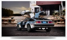 DMC DeLorean Back to the Future car set to return in electric edition