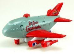 St. Louis Cardinals Plane - 2012