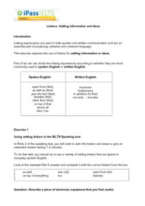 iPass IELTS Toolkit