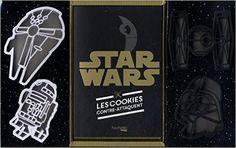 Amazon.fr - Coffret Star Wars: Les cookies contre-attaquent - Nicolas Beaujouan, Philippe Touboul - Livres