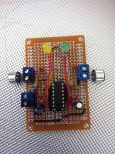 Picture of Sound Sensor Using A LM324