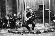 David Gilmour, le mythique guitariste des Pink Floyd.