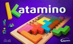 Katamino - obrázek