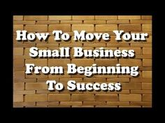 [Podcast] How to Move Your Small Business From Beginning To Success